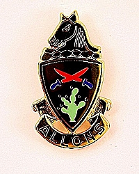 18 - 11th ACR Regimental Crest