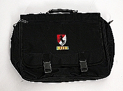 15 - Attache Case w/shoulder strap