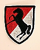 7 - Blackhorse Shoulder Patch Colored