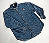 41 - Man's Denim Shirt w/BH & VN Ribbon